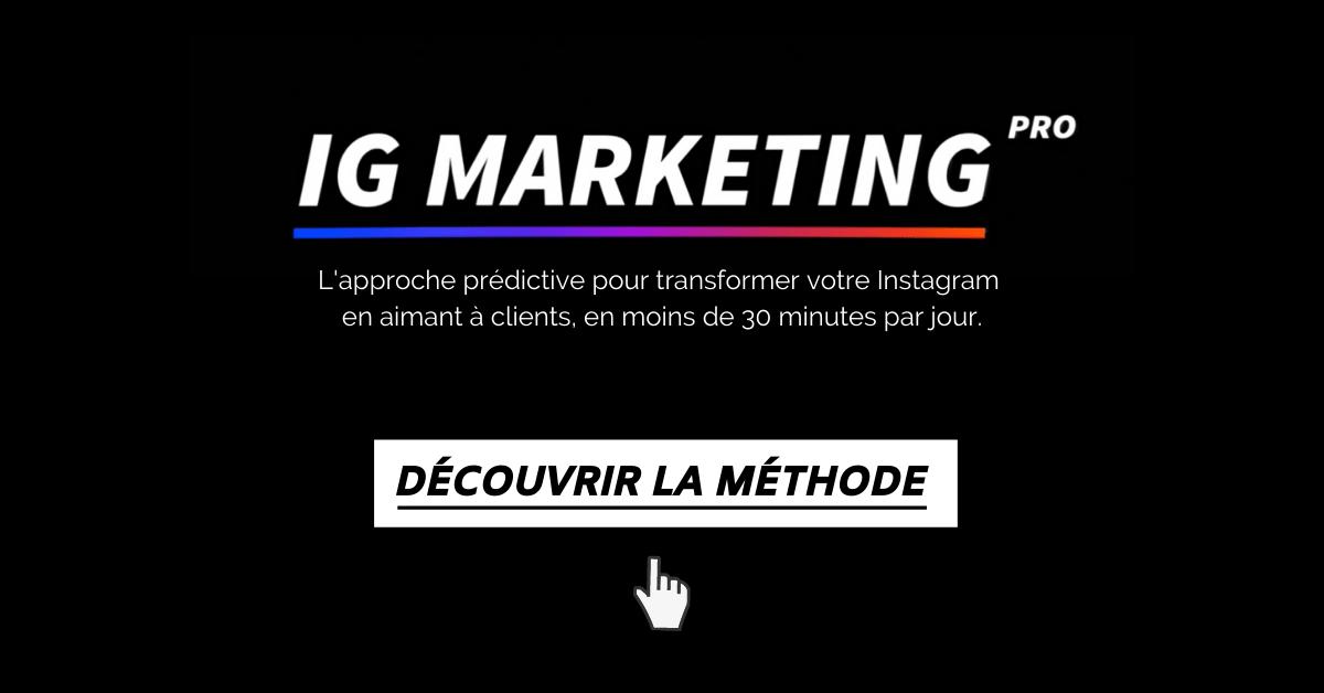 IG Marketing PRO